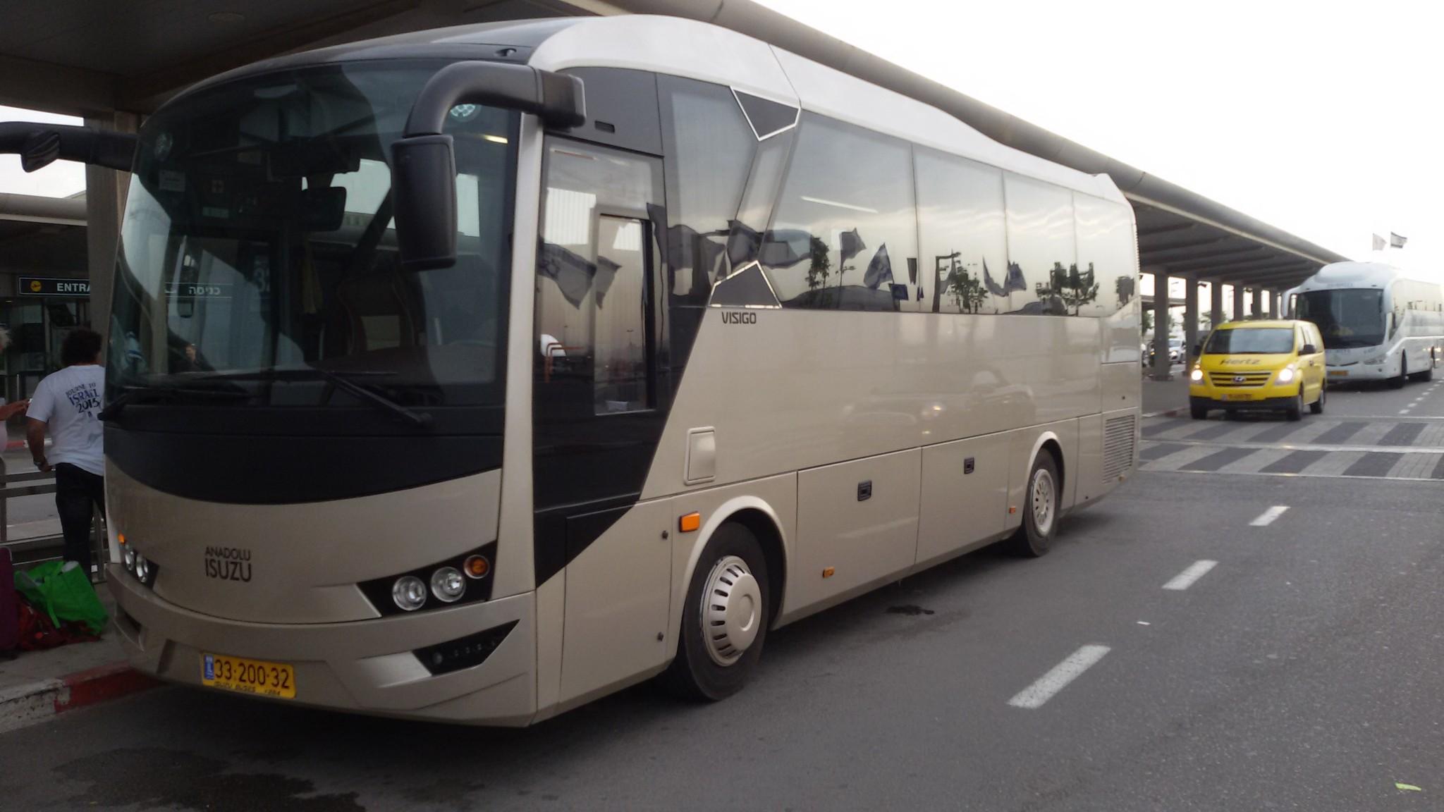 שכירת אוטובוס ליום